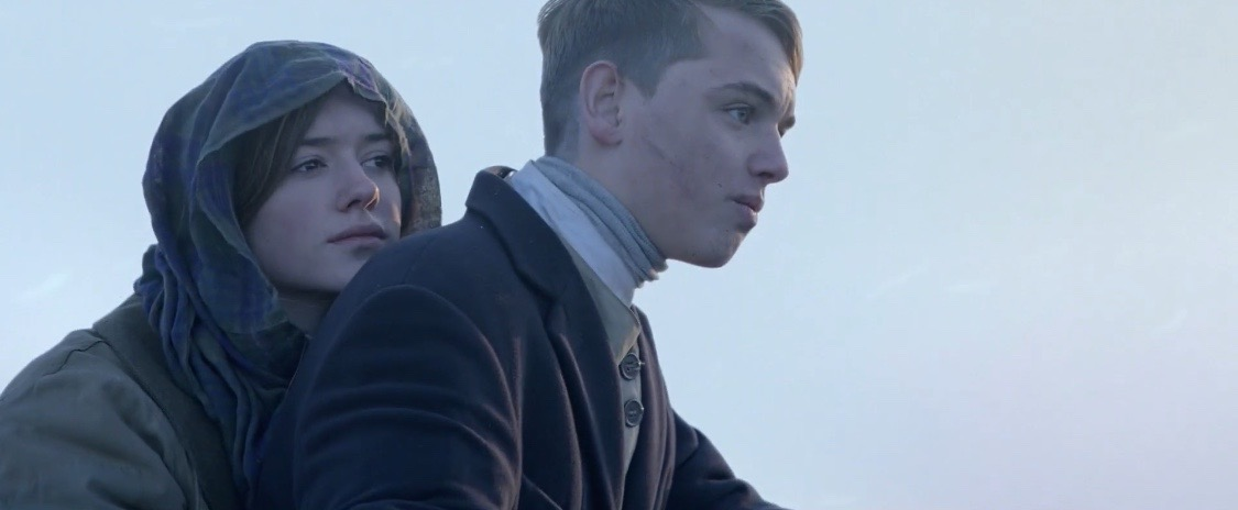 Daisy Edgar-Jones as Milena in Winter Song