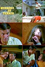 Weekend of Terror (1970) starring Robert Conrad on DVD on DVD