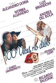 Cien veces no debo(1990) Poster - Movie Forum, Cast, Reviews