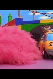 Big Pink Furry Thing Poster