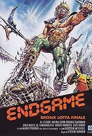 Endgame - Bronx lotta finale Poster