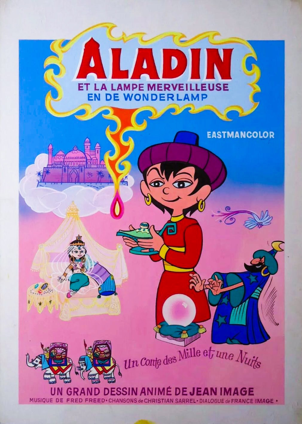 Aladdin The Magic Lamp 1970