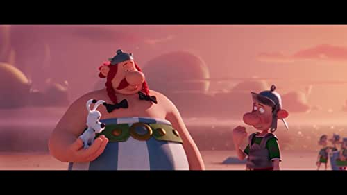 Asterix and Obelix embark on a quest across Gaul looking for a young druid worthy of learning the secret of the magic potion - a formula which has long helped to keep the Gaulish village safe against Julius Caesar and his invading army. However, once Asterix and Obelix begin their quest, all hell breaks loose at home as the Romans start attacking the village and an evil wizard named Sulfurix does everything he can to steal the potion's secret recipe.
