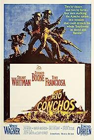 Rio Conchos (1964) Poster - Movie Forum, Cast, Reviews