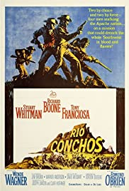 Rio Conchos (1964) Poster - Movie Forum, Cast, Reviews