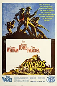 Movie psp watching Rio Conchos [720pixels]