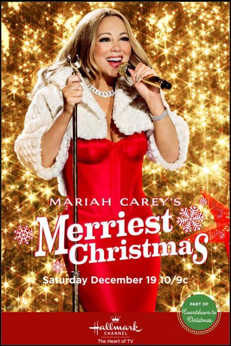 Mariah Carey in Mariah Carey: Merry Christmas to You (2010)