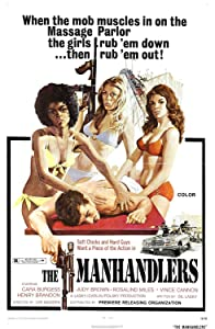 Watch it now movie The Manhandlers by [480i]