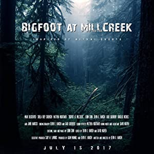 Bigfoot at Millcreek