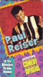 Paul Reiser: 3 1/2 Blocks from Home (1991) Poster
