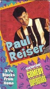 Mejores películas descargables 2018 Paul Reiser: 3 1-2 Blocks from Home USA by James Yukich  [480i] [2048x1536] [640x960]