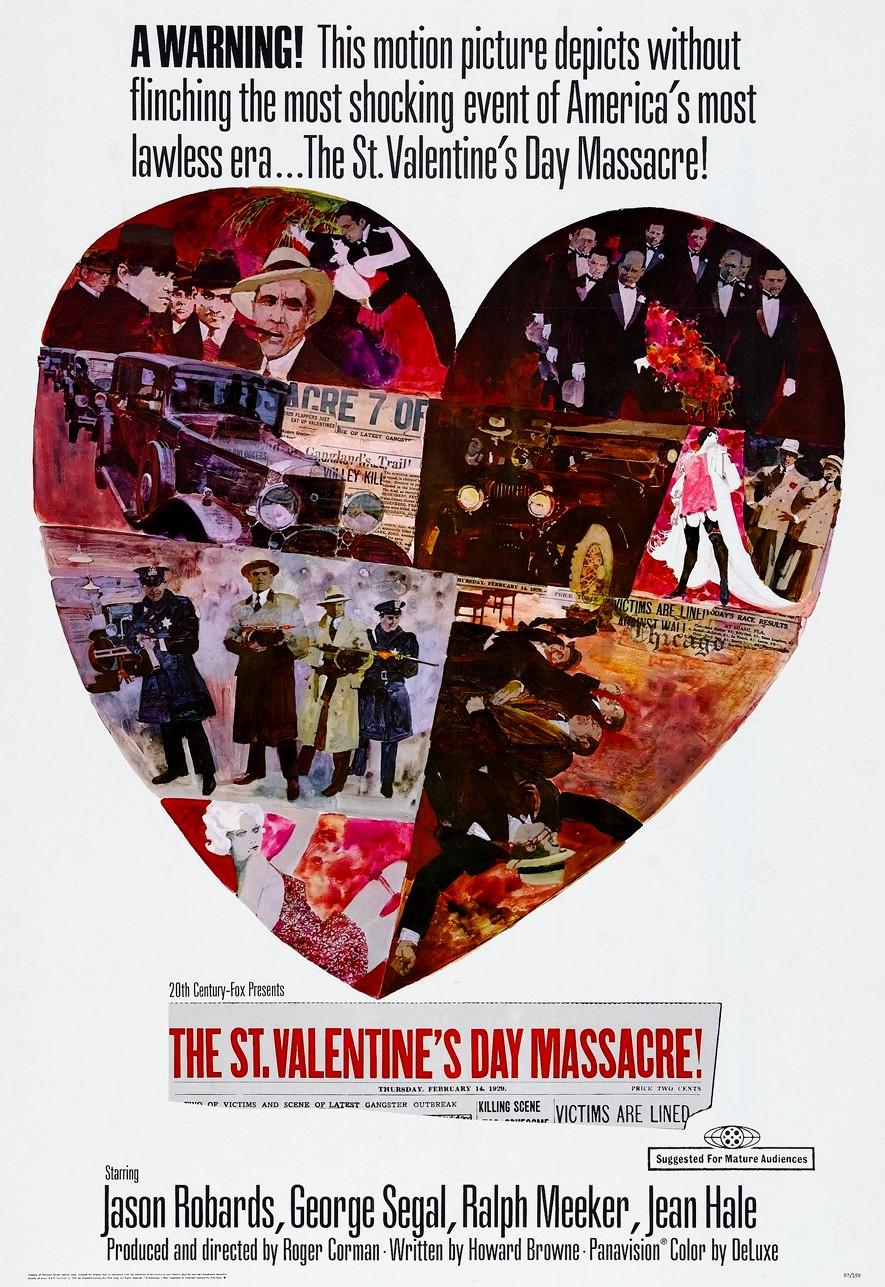 The St Valentine S Day Massacre 1967 Imdb