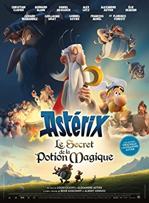 Where to stream Asterix: The Secret of the Magic Potion