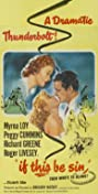 If This Be Sin (1949) Poster