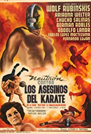 Neutron Battles the Karate Assassins (1965) with English Subtitles on DVD on DVD