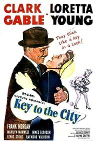 Key to the City (1950) Poster - Movie Forum, Cast, Reviews