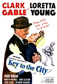 Key to the City (1950) Poster - Movie Forum, Cast, Reviews