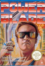 Power Blade Poster