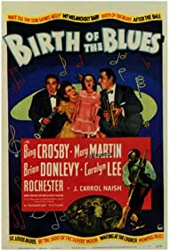 Bing Crosby, Brian Donlevy, Eddie 'Rochester' Anderson, Carolyn Lee, and Mary Martin in Birth of the Blues (1941)
