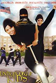 Undercover Kids Poster