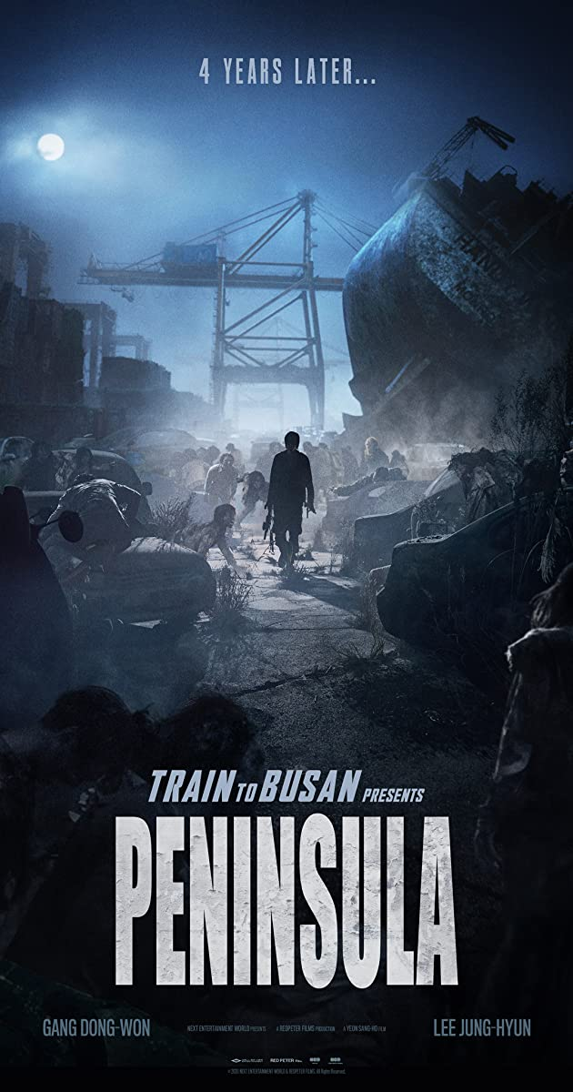image poster from imdb - Train to Busan 2 (2020) • Movie