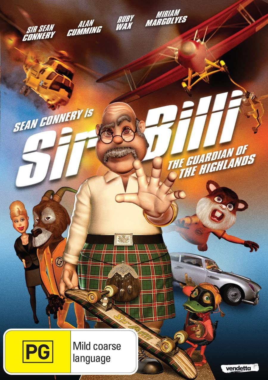 Sir Billi 2012 Hindi Dual Audio 285MB HDRip Download