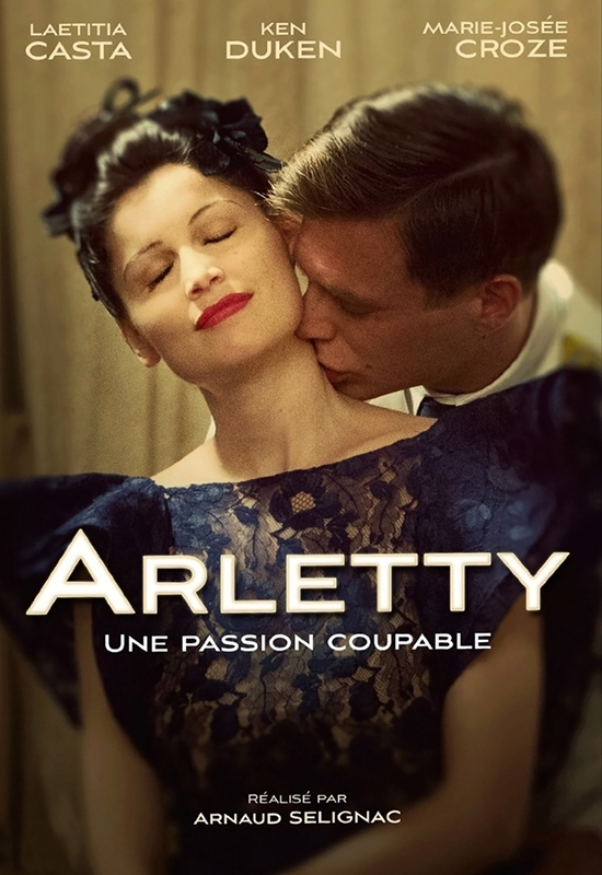 Laetitia Casta and Ken Duken in Arletty, une passion coupable (2015)