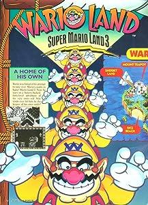 Wario Land: Super Mario Land 3 Yoshio Sakamoto
