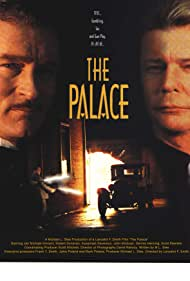 Jan-Michael Vincent and Robert Donovan in The Palace (1997)