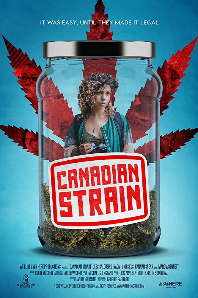 Canadian Strain 2020 English 720p HDRip 800MB Download