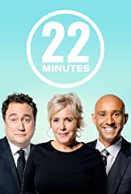 Mark Critch, Cathy Jones, and Trent McClellan in This Hour Has 22 Minutes (1992)