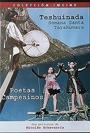 Teshuinada, semana santa Tarahumara Poster