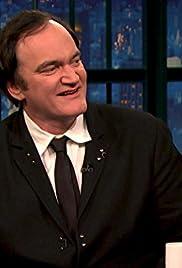 Quentin Tarantino/Nick Kroll & John Mulaney/Moon Taxi/Ilan Rubin Poster