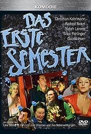 Das erste Semester(1997) Poster - Movie Forum, Cast, Reviews