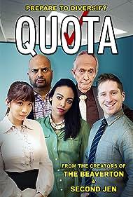 Shawn Lawrence, Amanda Joy, Ali Hassan, Shailene Garnett, and Chris Wilson in Quota (2016)