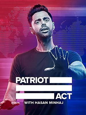 Where to stream Patriot Act with Hasan Minhaj