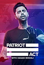 Patriot Act with Hasan Minhaj Poster