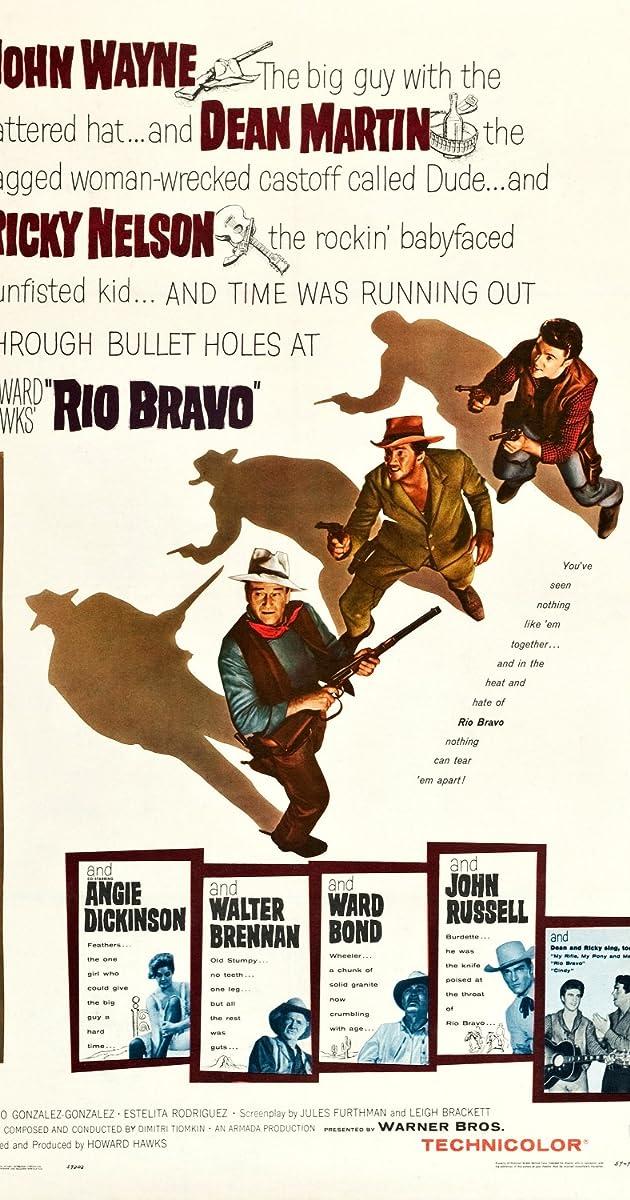 Subtitle of Rio Bravo