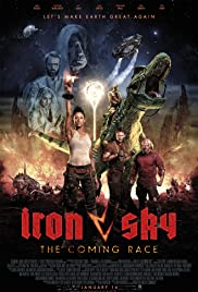Watch Movie Iron Sky: The Coming Race (2019)