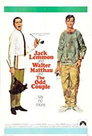The Odd Couple (1968) Poster - Movie Forum, Cast, Reviews