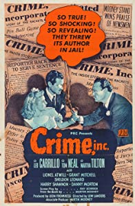 Top sites to download full movies Crime, Inc. Phil Karlson [480i]