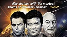 The Captains of the Final Frontier