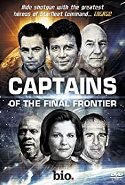 The Captains of the Final Frontier Poster