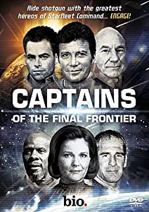 Watch movies free The Captains of the Final Frontier [Ultra]