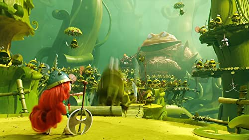 RAYMAN LEGENDS (E3 German TRAILER)
