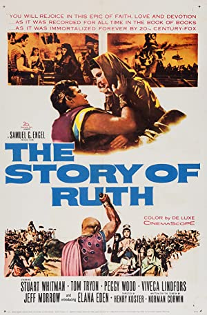 Where to stream The Story of Ruth