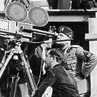 Ubaldo Arata and Benito Mussolini in Scipione l'africano (1937)