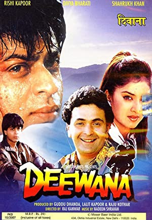 مشاهدة فيلم Deewana 1992 مترجم أونلاين مترجم