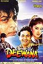 Deewana (1992) Poster