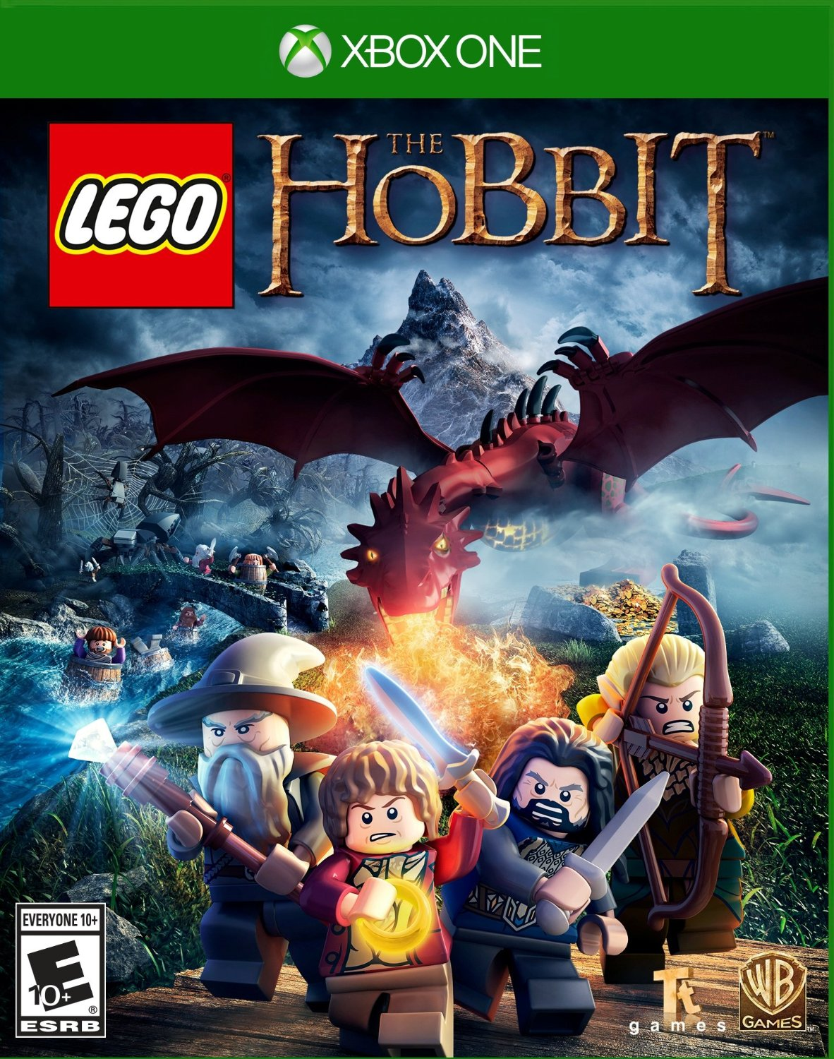 Lego The Hobbit The Video Game Video Game 2014 Imdb